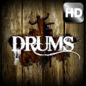 Drums HD logo