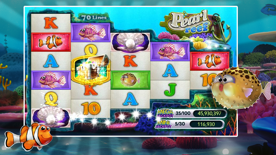 Akamon Slots - Free Casino- screenshot