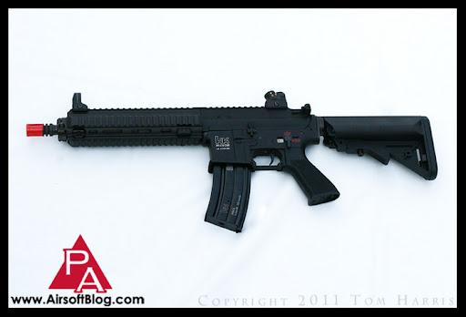 Airsoft Guns, VFC HK416 CQB, Upgraded AEG, Custom Airsoft Guns, Pyramyd Air