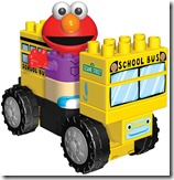 Sesame School Bus