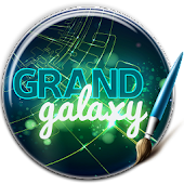 Keyboard Grand Galaxy
