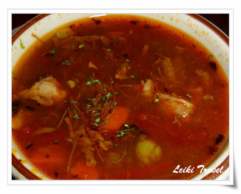 Beef Soup, Pahaska Tepee