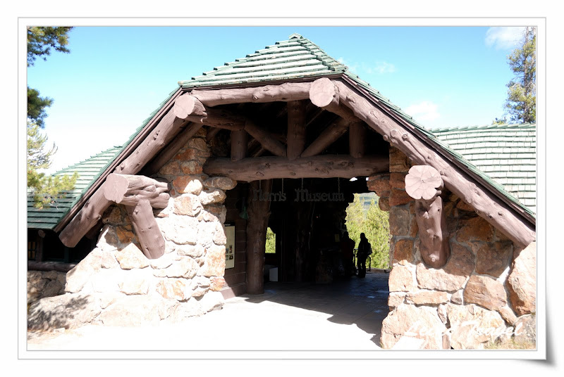 黃石公園 Norris Museum