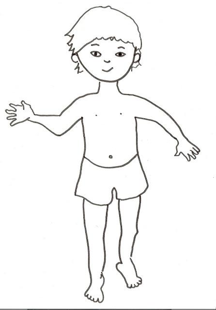 Imagenes Del Cuerpo Humano Partes Del Cuerpo Para Niños
