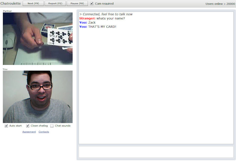 Gay webcam chatroulette