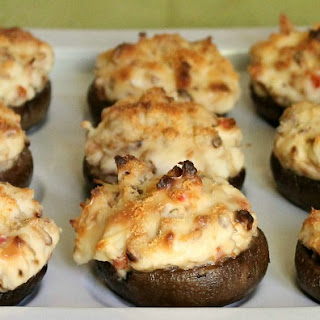 Stuffed Mushrooms Recipe - A Simple, Impressive Appetizer