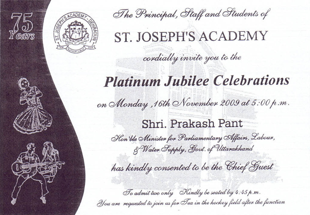 Silver jubilee wedding anniversary invitation cards india 4k invitation cards platinum jubilee celebrations nov 16 19 silver jubilee 25th anniversary stopboris Image collections