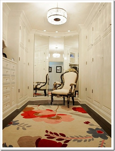 Houzz traditional-closet