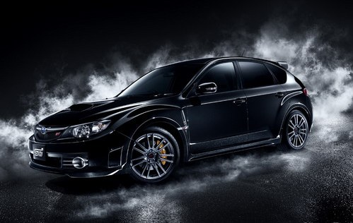 Subaru has improved Impreza WRX STI