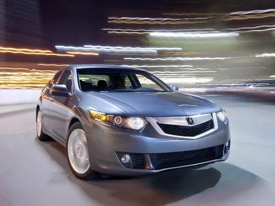 TSX becomes the 1st Acura hybrid