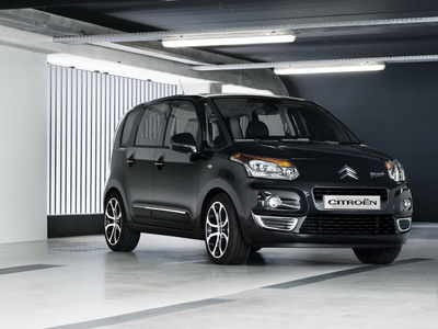 Citroen has noted the 90 anniversary by anniversary version C3 Picasso