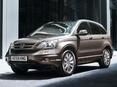 Honda has presented updated CR-V