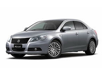 New Suzuki Kizashi already on sale