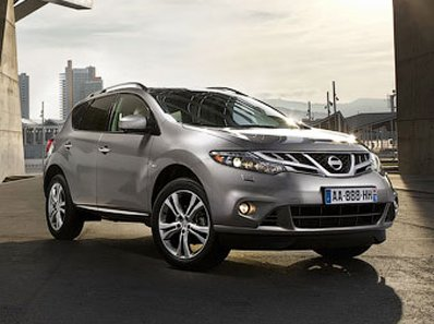 Nissan changed Murano style