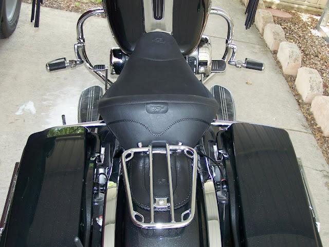 New Solo Seat Setup Mustang Vintage Harley Davidson Forums