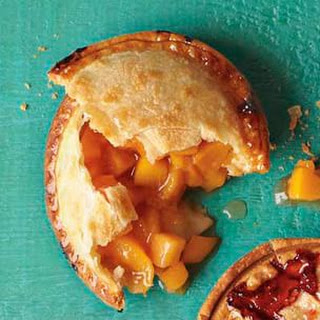 Mini Peach Pies.