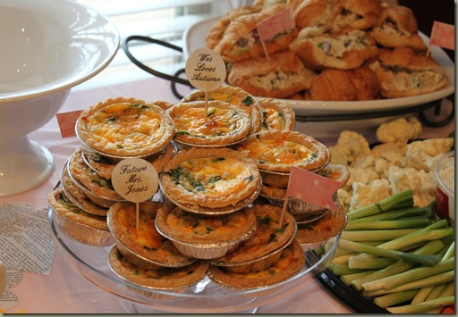 Baby Shower Food Ideas: Food Ideas For A Fall Baby Shower