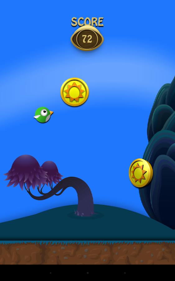 Clumsy birds - screenshot