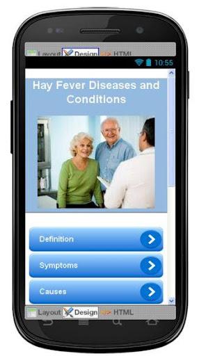 Hay Fever Disease Symptoms
