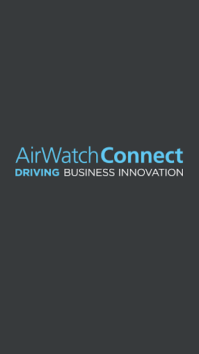 AirWatch Connect MWC 2015