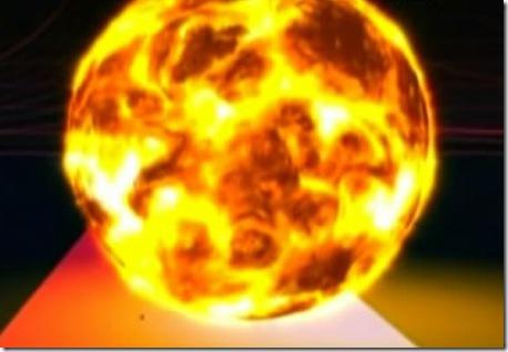 comparacion tierra sol