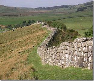 bretones- muralla de adriano