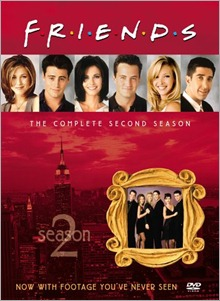 Friends 2 temporada