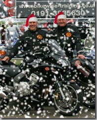 Bob Brown & Mick Alder from BikeWise Training