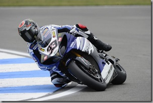 Marco Melandri - Race 1 winner