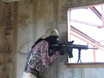 2001-01-17 Airsoft Skirmish @ Fort Bad