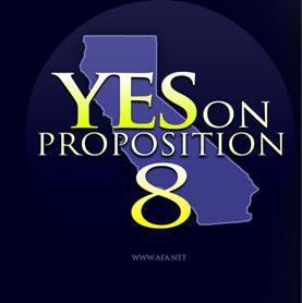 Sí a la proposition 8