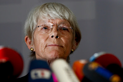 Dimite la obispa luterana Jepsen por encubrir abusos sexuales