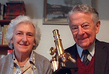 Evelyn y John Billings
