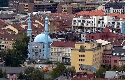 Mezquita en Noruega
