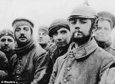 Soldados de la Gran Guerra