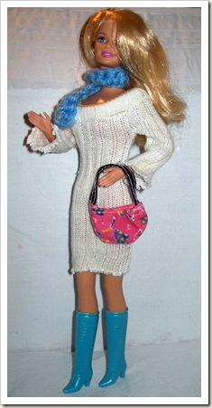 Barbie Doll Clothes from Socks