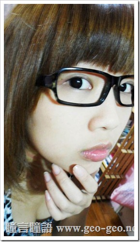 詩蓓分享★CK-105小S黑瞳★水凝金咖★混血美女♥