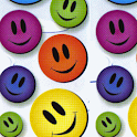 Colored Faces Live Wallpaper logo