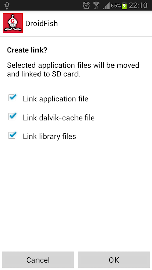 Link2SD Plus 3.5.3 Patched APK