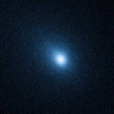 cometa Hartley 2 visto pelo Hubble