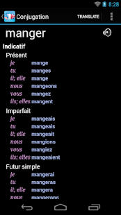 French English Dictionary - screenshot thumbnail
