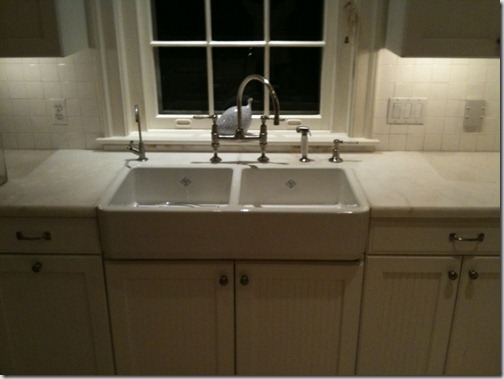 Best Home Decoration World Class: Fireclay Double Country Kitchen Sink