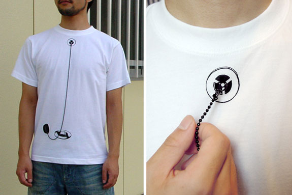 15 Cool and Unusual T-Shirt Designs