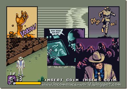 Moonwalker Arcade History 3