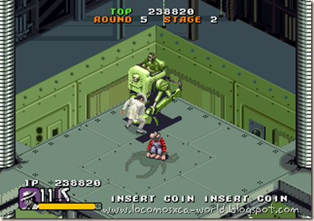 Moonwalker Arcade 4