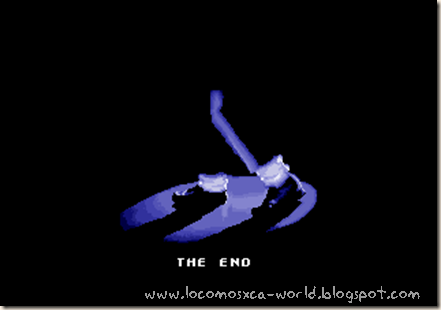 Moonwalker Arcade End