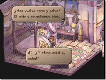 Saga frontier 2 castellano.