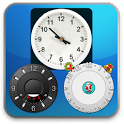 Analog Clock Widget Pro icon