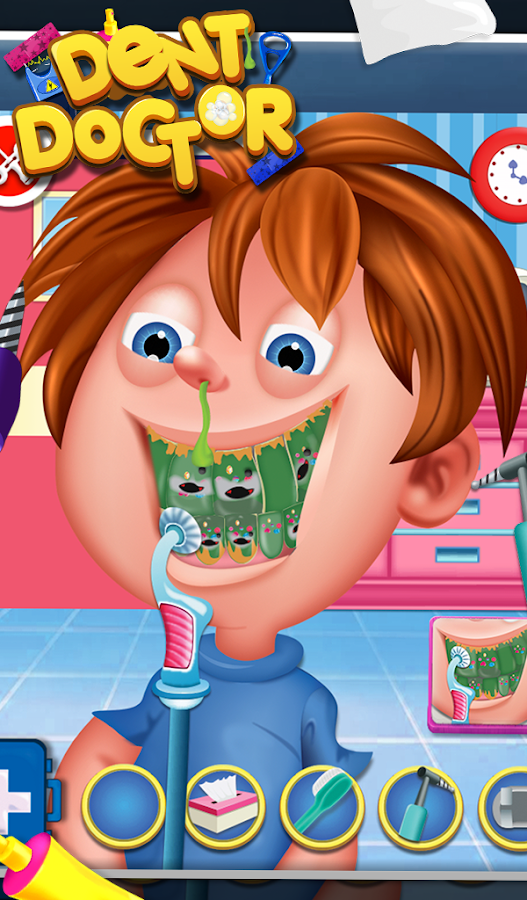 Dent Doctor - Kids Game - screenshot