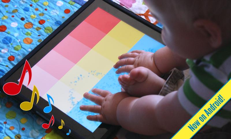 Baby's Musical Hands- screenshot